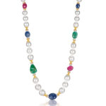 Verdura-Jewelry-Byzantine-Pearl-Necklace-Sapphire-Emerald-Ruby-Gold-150x150