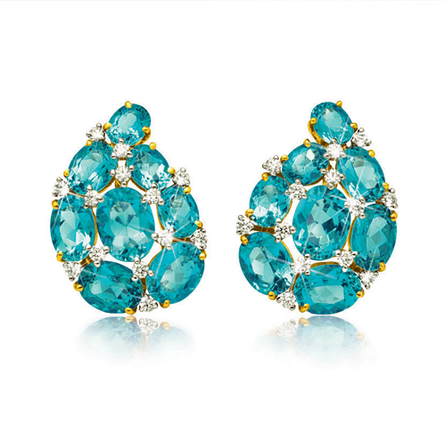 Verdura-Jewelry-Paisley-Earclips-Gold-Apatite